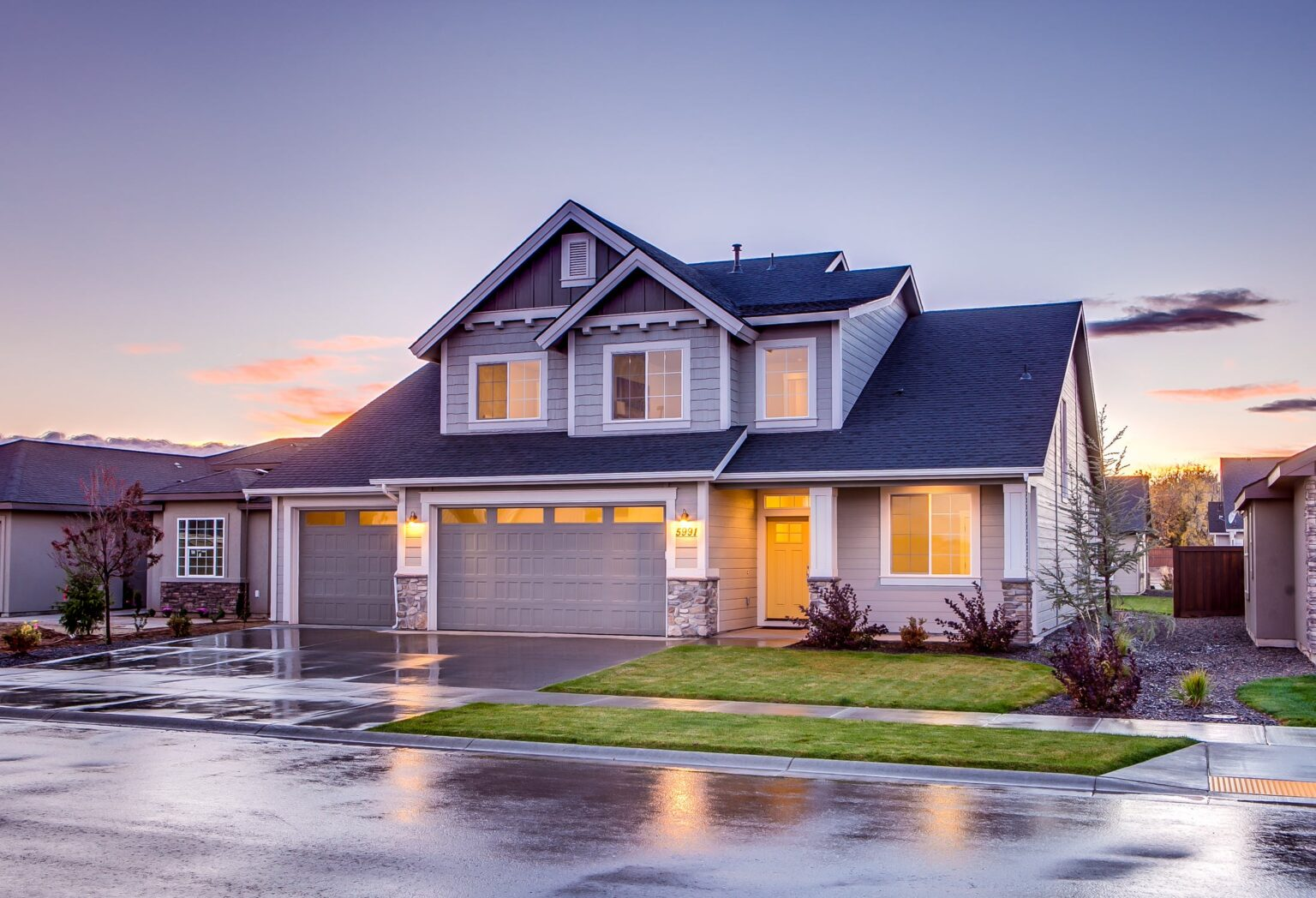 Estate planning for house
