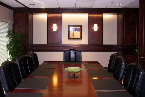 estate planning conference room