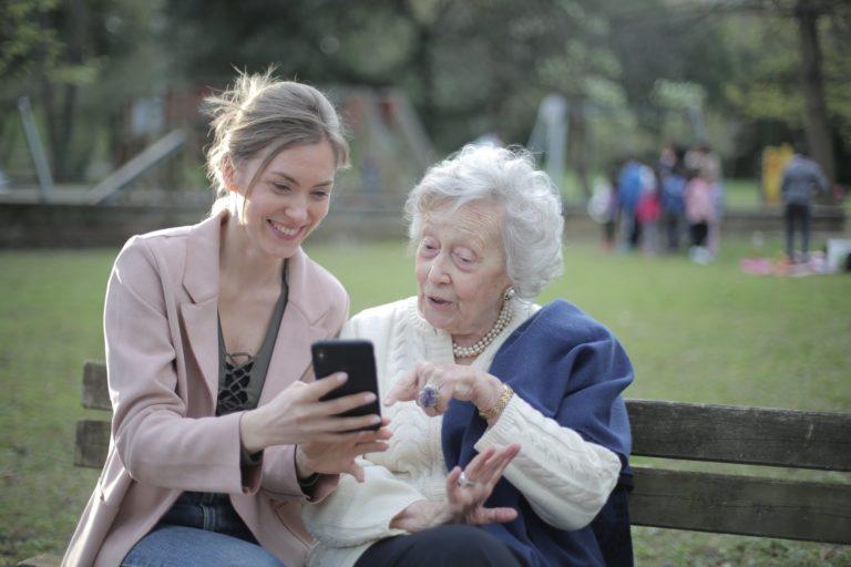 elderly woman wondering should I create a trust